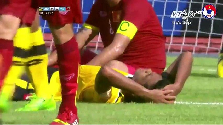 Nhận diện đối thủ U23 Brunei - quân xanh cho thầy trò HLV Park Hang-seo? | VFF Channel