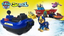 Paw Patrol Sea Patrol Chase Transforming Vehicle Keiths Toy Box