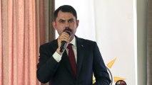 Bakan Kurum: 'Aksaray'ımıza 500 tane sosyal konut projesi yapıyoruz' - AKSARAY