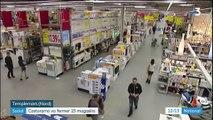 Plan social : Castorama va fermer neuf magasins