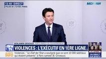"""Benjamin Griveaux: le Président de la République a indiqué que """"le  dispositif Sentinelle"""" allait être """"renforcé"""""""