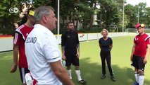 Blind Football Euro Championships in Berlin