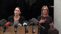 - Yeni Zelanda Başbakanı Ardern'den Saygı Duruşu Duyurusu- Ardern: 'Chrishchurch Kurbanları Adına Cuma Günü 2 Dakikalık Saygı Duruşu Yapılacak'