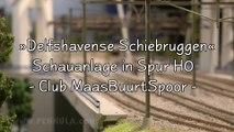 Faszination Modellbahn Mannheim 2019 - Modelleisenbahn Spur H0 Anlage Delfshavense Schiebruggen - Ein Film von Pennula zum Thema Modellbau und Eisenbahn