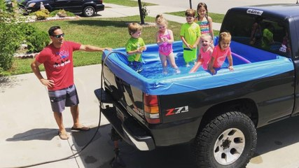 Instant Pool Party