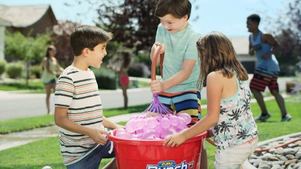 Instantly Fill 100 Water Balloons In Seconds