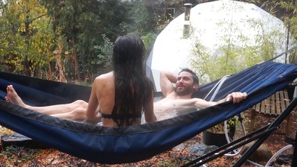 Hydro Hammock Is The Ultimate In Luxury Relaxation