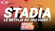 Mouv'13 Actu : Evra, Stadia, La Fouine...