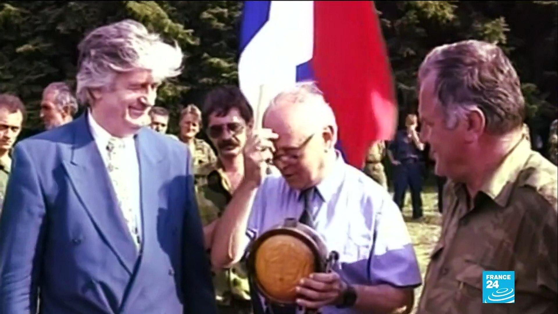 Ex-Bosnian Serb leader Radovan Karadzic in court for final war crimes verdict