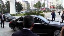 Antalya-Mhp Lideri Bahçeli Büyükşehir Belediye Başkanı Menderes Türel'i Ziyaret Etti