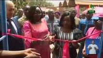 RTB - Inauguration d'une installation de groupe électrogène à l'hôpital de Bobodioulasso