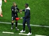Paul Pogba revient sur le match PSG-Manchester United