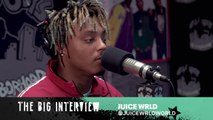 Juice WRLD Talks Being Clean Off Xanax and Making Sure To Pay Homage