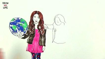 Rowan Blanchard || Draw My Life