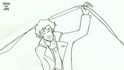 Sherlock || Draw My Life