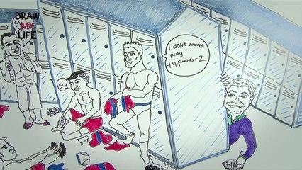 Jose Mourinho - Draw My Life