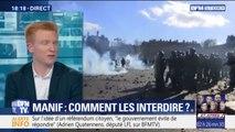 """Pour Adrien Quatennens, """"les élus doivent apporter de la réflexion sur cette crise de représentation"""""""