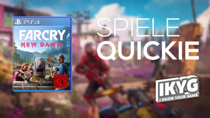 Far Cry New Dawn - Spiele-Quickie