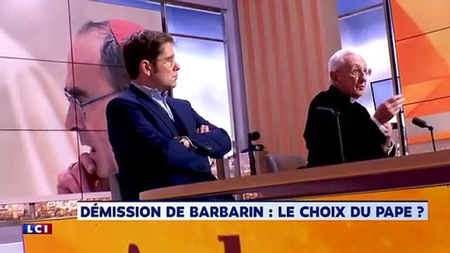 LCI  les propos hallucinants de labbé de La Morandais sur la pédophilie