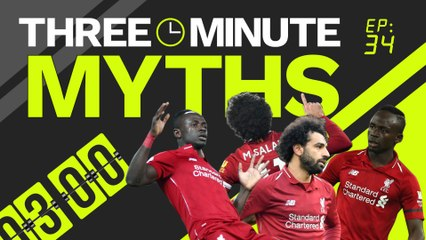 Is Mane more important than Salah? | Three Minute Myths