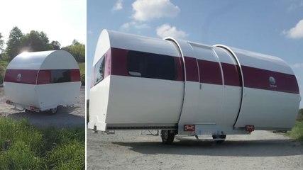 The Unbelievable Expandable Camper