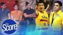 UST Basketball Greats Share Their UAAP and PBA Idols | The Score