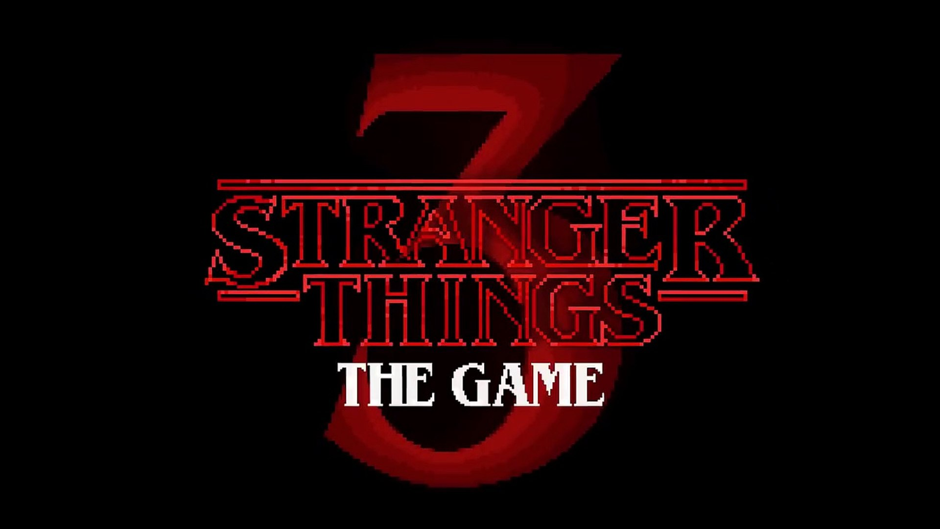 Stranger Things 3_ The Game - Gameplay Trailer - Nintendo Switch