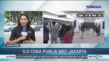 Kuota Uji Coba Publik MRT Jakarta Ditambah