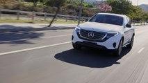 2020 Mercedes-Benz EQC 400 Prototype