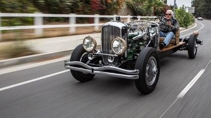 1931 Duesenberg Model J Chassis