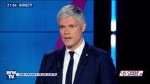 """Laurent Wauquiez demande qu'il n'y ait """"aucune augmentation, ni création de nouveaux impôts, à la sortie du grand débat"""" #LaCriseEtApres"""
