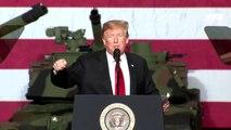 Trump Mocks Windmills, Solar Technology: 'No Wind. Please Turn Off The Television'