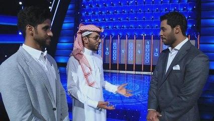 هذا هو حلم قاسم وشقيقه محمد في مسابقة الجدار