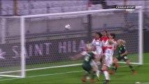 UEFA WCL - 1/4 de finale aller - Lyon / Wolfsbourg - Réduction de l'écart pour les Allemandes