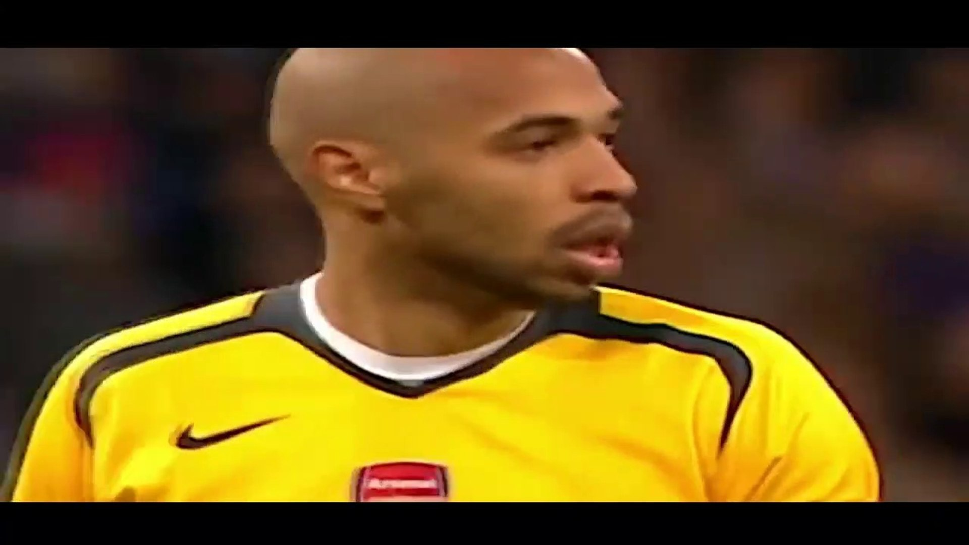 Thierry Henry ● Goal and Skills ● Real Madrid 0:1 Arsenal ● Champions League 2005-06