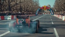 Verstappen y Gasly lo dan todo con su Red Bull en Tokio