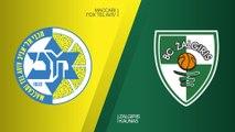 Maccabi FOX Tel Aviv - Zalgiris Kaunas Highlights   Turkish Airlines EuroLeague RS Round 27
