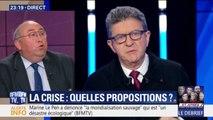 """Emmanuel Lechypre: """"Il n'y a aucune idée ou proposition nouvelle dans le débat"""""""