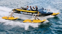 Awesome New Suspension System For Boats - Nauti-Craft Marine Suspension Technology