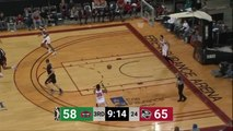 Isaac Humphries Posts 13 points & 11 rebounds vs. Maine Red Claws