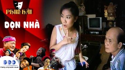 Phim Hài Mới Nhất | Dọn nhà | Thăng Long Audio