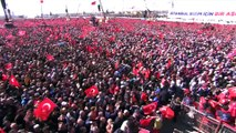 Yıldırım: 'Size daha mutlu, daha huzurlu, daha güvenli bir şehir, bir İstanbul sözü veriyorum' - İSTANBUL