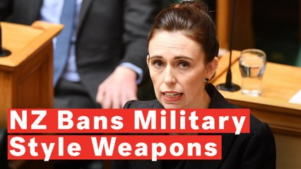 New Zealand Bans 'Every Semi-Automatic Weapon Used In The Terrorist Attack'