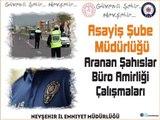 Nevşehir Asayiş Şube Müdürlüğü Aranan Şahıslar Büro Amirliği ekiplerimizce yapılan çalışmalarda;