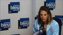 Laure Manaudou réagit sur France Bleu Gironde au retour de son frère  à la compétition