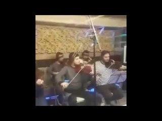 كواليس تسجيل اغنية خادم للفنان هيثم يوسف في تركيا