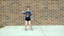 11 ans, elle danse comme une pro sur du Dubstep !