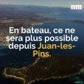 Il n'y aura pas de bateaux cet été entre Juan-les-Pins et les îles de Lérins