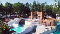 Camping Vendres Plage - Sandaya Blue Bayou - Camping Languedoc-Roussillon - Occitanie - FR