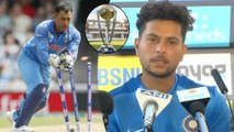 ICC World Cup 2019 : MS Dhoni Understands Match Situations Better Than Bowlers Says Kuldeep Yadav
